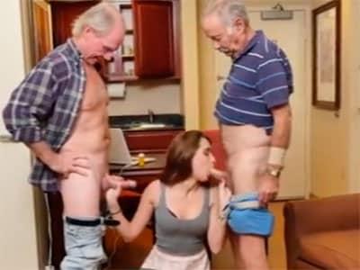 Viejos pervertidos